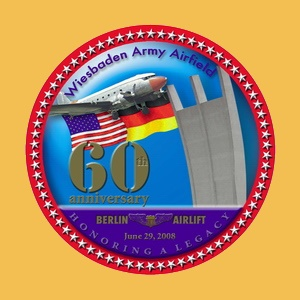 "USAG Wiesbaden Berlin Airlift - 60th Anniversary of ""Operation Vittles"""